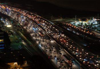 パリエアショー第三弾 大渋滞