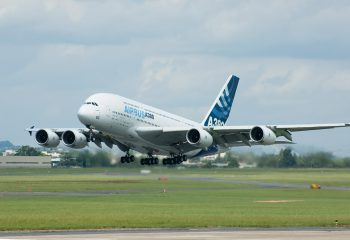 A380エンジン爆発事故について